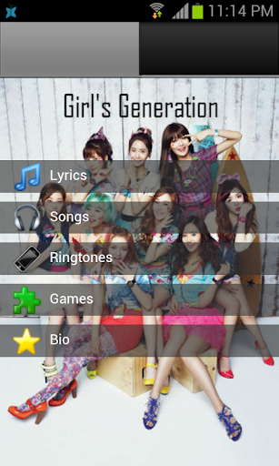Girls' Generation SNSD Lyrics