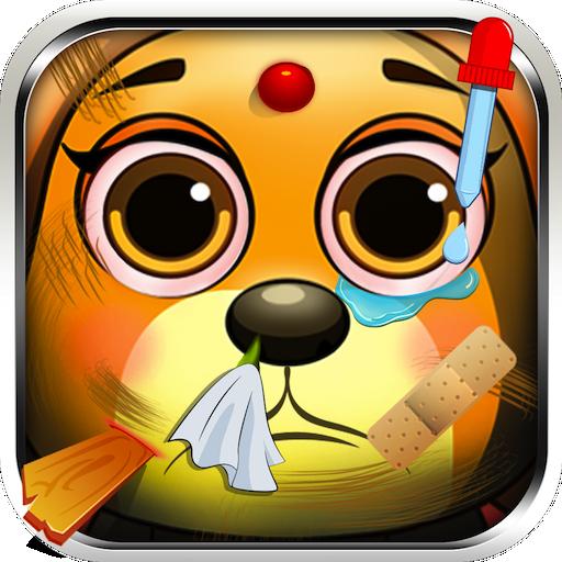 宠物医院-乐趣医生游戏 休閒 App LOGO-硬是要APP