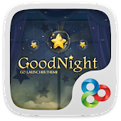 Good Night - GO Launcher Theme