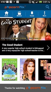 Popcornflix™-Great Movies Free - screenshot thumbnail