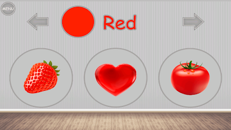 Colors for Kids, Toddlers, Babies - Learning Game APK screenshot thumbnail 7