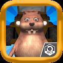 Beaver Run 3D Endless Runner icon