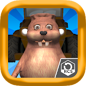 Beaver Run 3D Endless Runner
