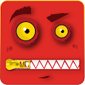 Monster Zipper Go Locker icon