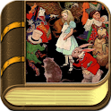 Alice in Wonderland AudioEbook logo