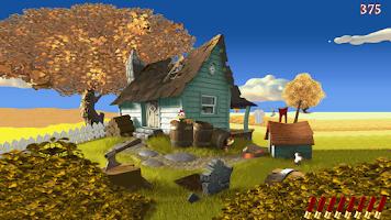 Screenshot of Moorhuhn Deluxe- Crazy Chicken