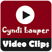 Cyndi Lauper Music Video Clips