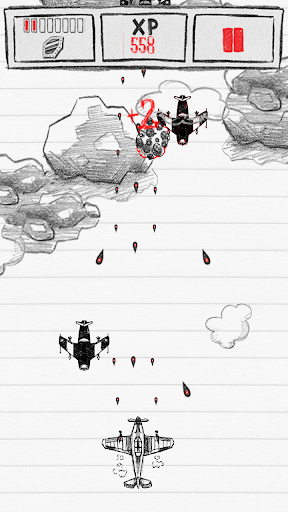 Doodle Plane Game