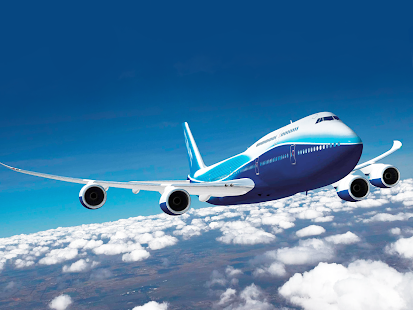 3D Infinite Airplane Flight