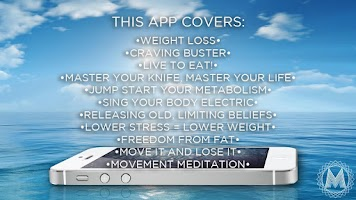 Screenshot of Weight Loss Hypnosis