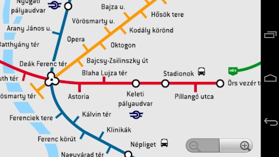 Budapest Subway Map Apps on Google Play