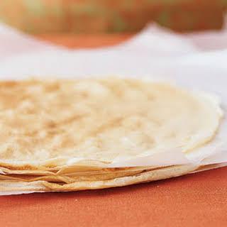 Basic Crepes.