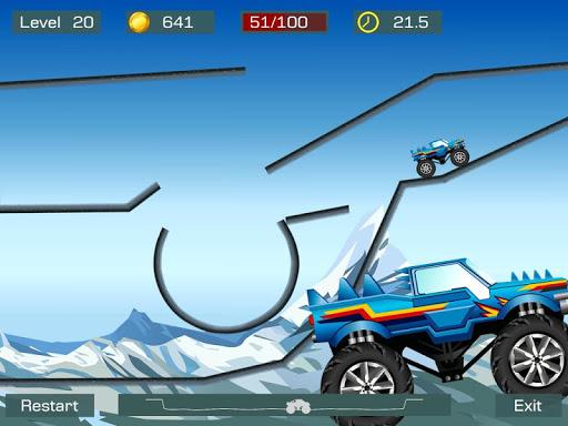 玩免費賽車遊戲APP|下載特技大腳車 app不用錢|硬是要APP