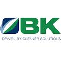 BK-GAS logo