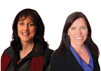 Dr. Jacqueline Peters and  Dr. Catherine Carr  photo