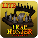 TRAP HUNTER -LOST GEAR- LITE logo