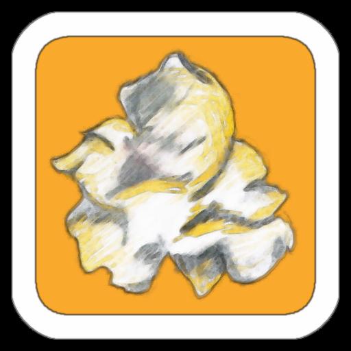 ポップコーンは広告レースん 休閒 App LOGO-APP試玩