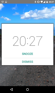 Simple Alarm Clock Free No Ads - screenshot thumbnail