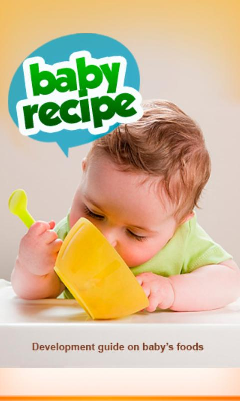 100+ Baby Food Recipe - screenshot