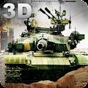 Tank Battle 3D: World War II icon