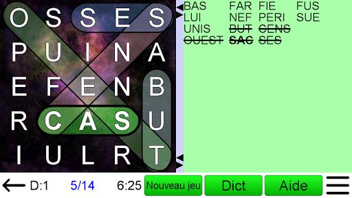Mots Mélés Ultime  captures d'écran 6