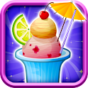 Ice Cream Now-Cooking Game logo