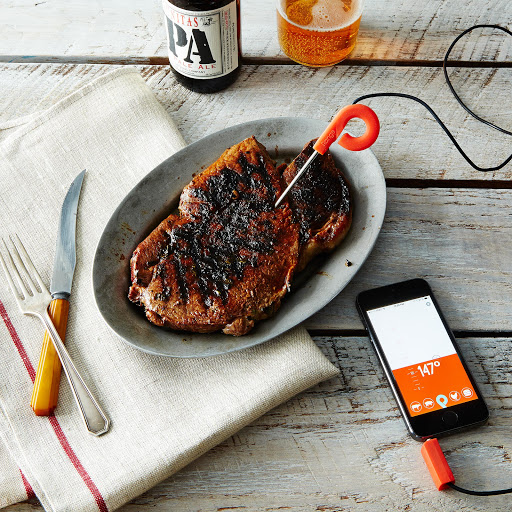 Range Smart iPhone / iPad Thermometer