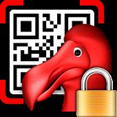 Lecteur de codes QR (sécurisé)