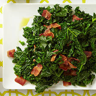 Kale with Bacon.