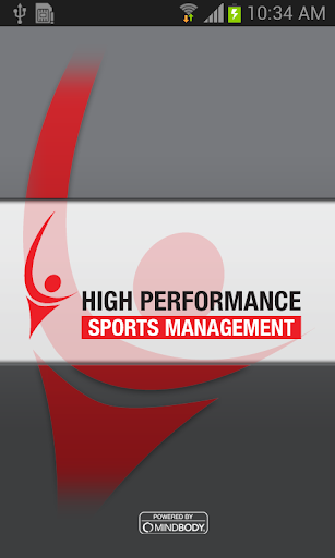 High Performance Sports Mgmt
