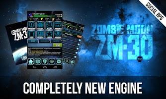 Screenshot of Zombie Moon: Marines v Zombies