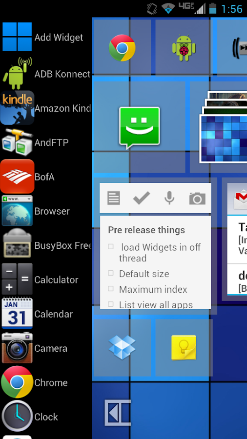 Squares Launcher Android Apps On Google Play