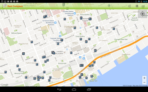 Apartment Rentals in Canada app (apk) free download for Android/PC/Windows screenshot