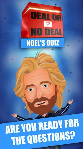 Deal or No Deal - Noel's Quiz