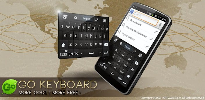 GO Keyboard 1.7.3 - Android