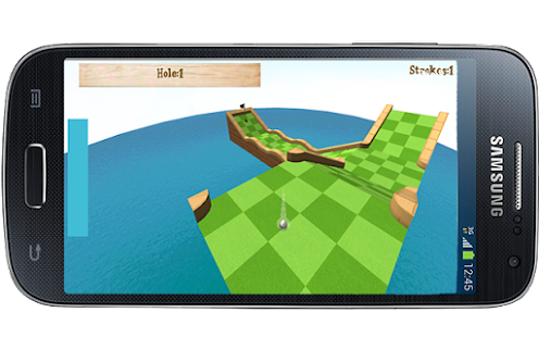 Mini Golf 3D - screenshot thumbnail