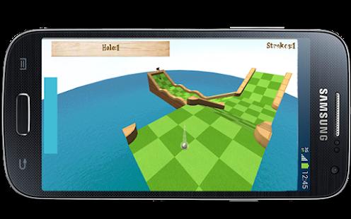 Mini Golf 3D - screenshot thumbnail