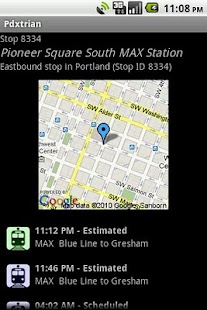 Pdxtrian- screenshot thumbnail