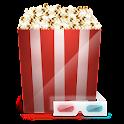 Cinema Movies Timetable icon