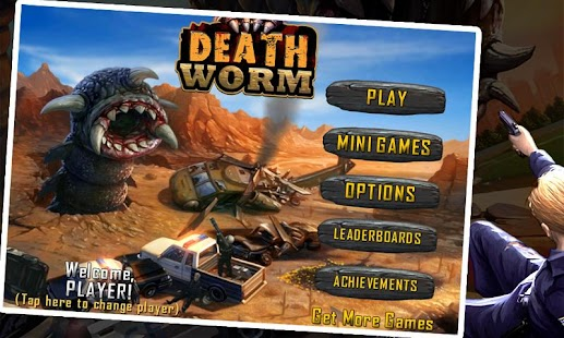 Death Worm Free - screenshot thumbnail