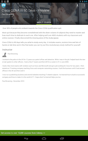 Learn Cisco CCNA by Udemy 1.9 screenshot 180541