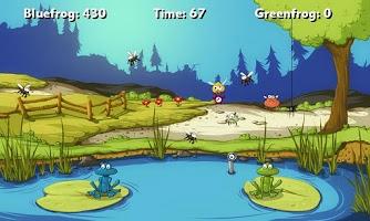 Screenshot of A Frog Game Free