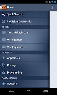 Provision - screenshot thumbnail