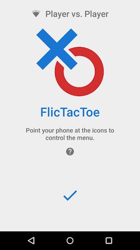 FlicTacToe - TicTacToe for CM