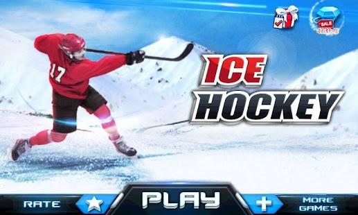 Ice Hockey 3D - náhled