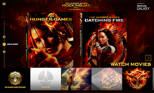 The Hunger Games Movie Pack- screenshot thumbnail