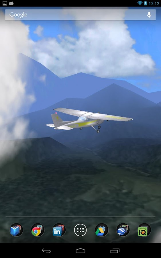 Aviation 3D - Light Plane- screenshot