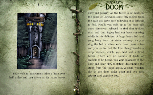 The Forest of Doom - screenshot thumbnail