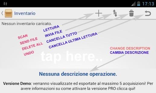 MardomDuff Barcode & NFC- screenshot thumbnail