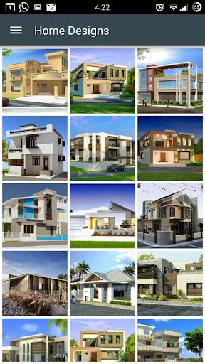 Home Elevation 3D Designs